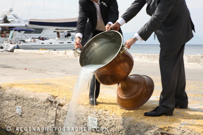 Φωτογράφος Βάπτισης Αίγινα