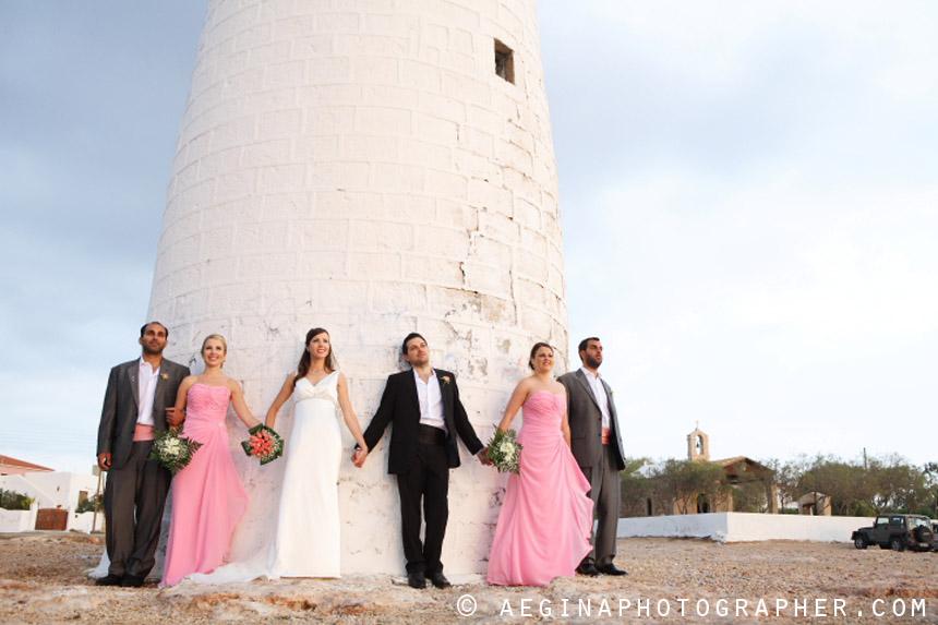 Michael and Majela Wedding in Aegina