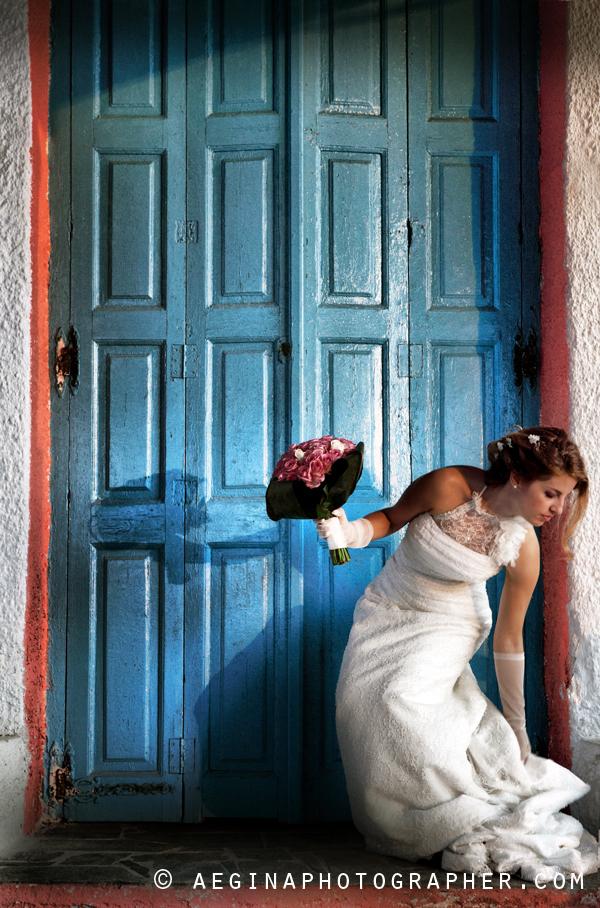 Λίτσα & Γιάννης - ο Γάμος τους στην Αίγινα