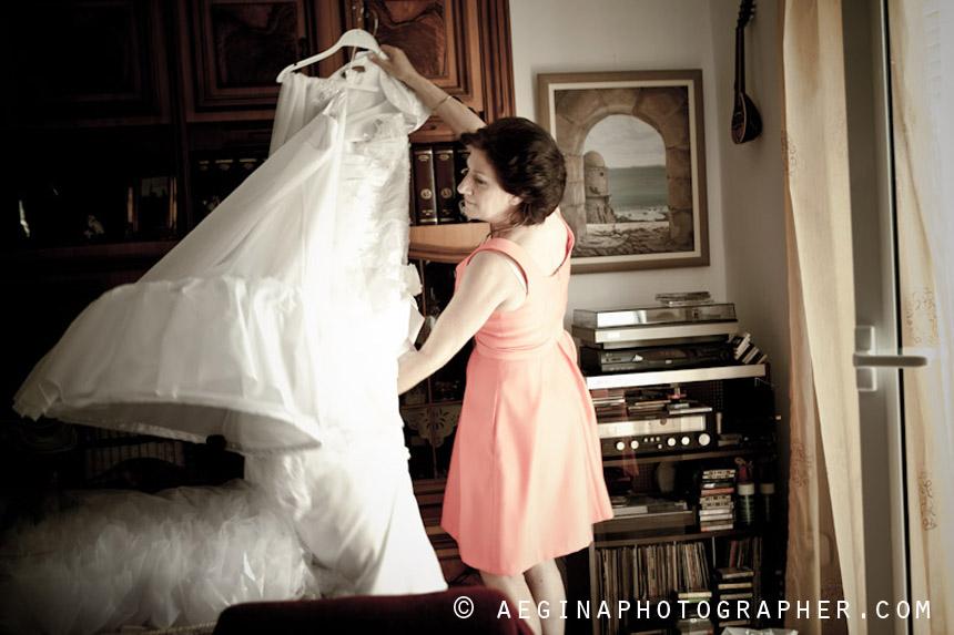 Γάμος στην Πέρδικα της Αίγινας 11