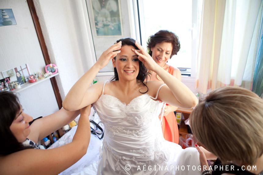 Γάμος στην Πέρδικα της Αίγινας 13