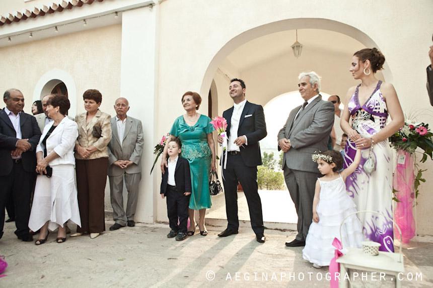 Γάμος στην Πέρδικα της Αίγινας 17