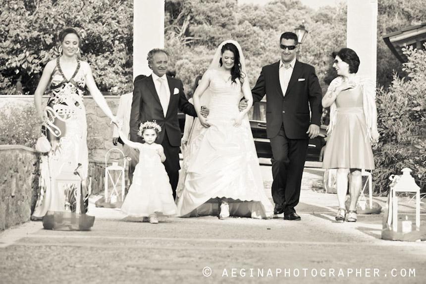 Γάμος στην Πέρδικα της Αίγινας 23