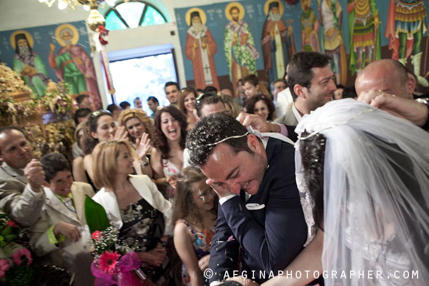 Γάμος στην Πέρδικα της Αίγινας 30