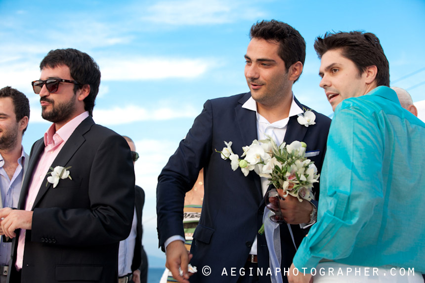 Γαμος Αγία Μαρίνα Αίγινας