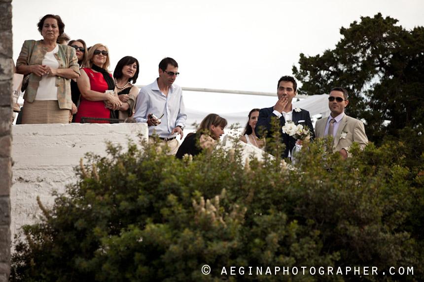 Γαμος Αγία Μαρίνα Αίγινας36