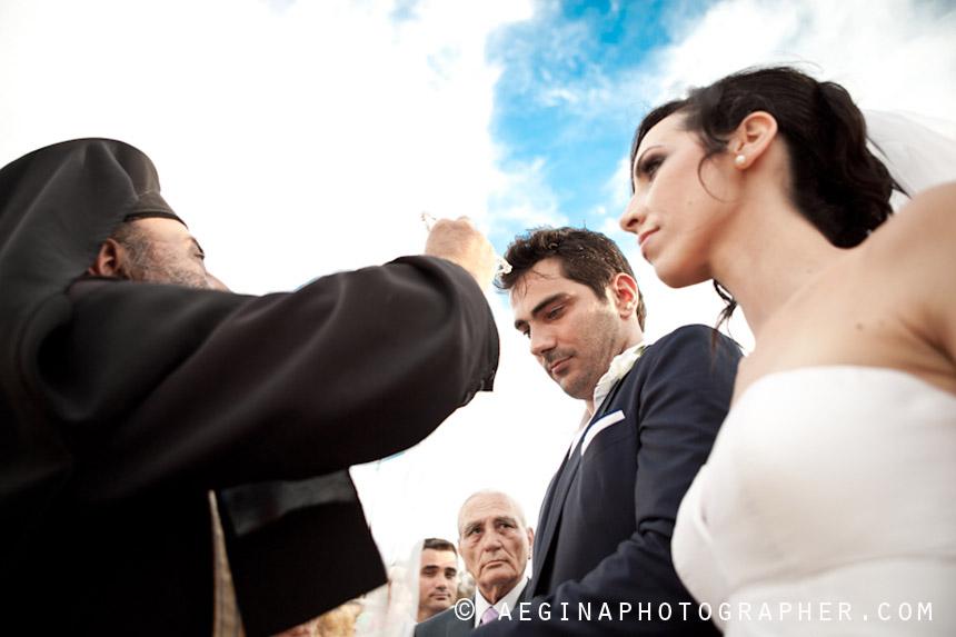 Γαμος Αγία Μαρίνα Αίγινας42