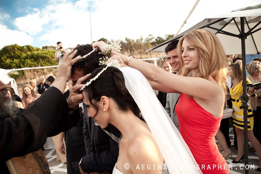 Γαμος Αγία Μαρίνα Αίγινας43