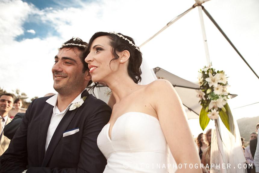 Γαμος Αγία Μαρίνα Αίγινας44