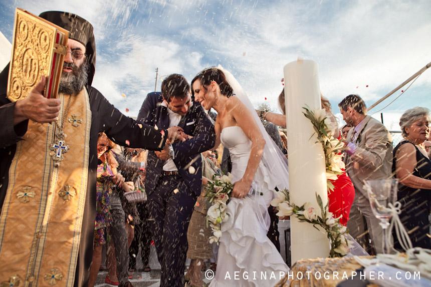 Γαμος Αγία Μαρίνα Αίγινας45