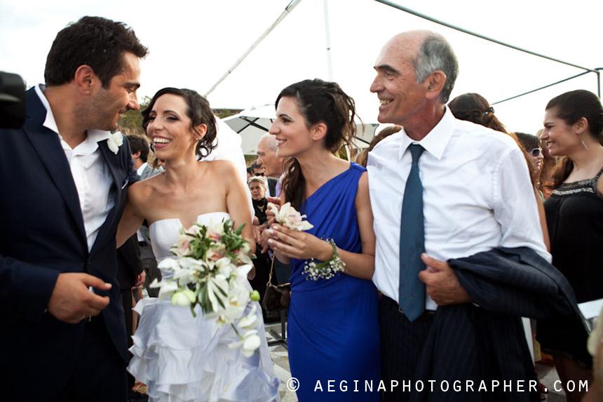 Γαμος Αγία Μαρίνα Αίγινας48
