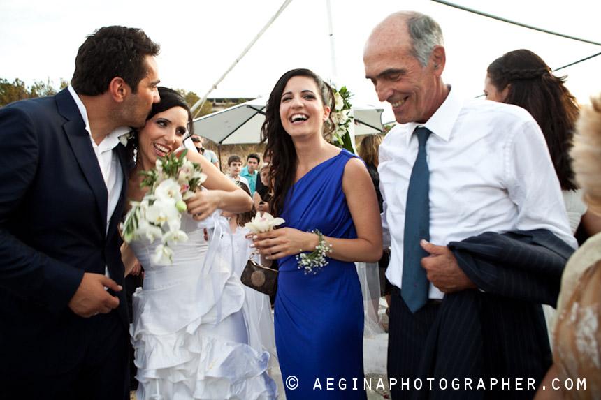 Γαμος Αγία Μαρίνα Αίγινας49