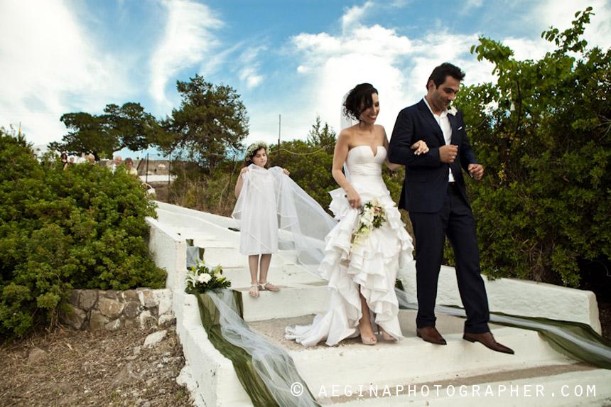 Γαμος Αγία Μαρίνα Αίγινας53