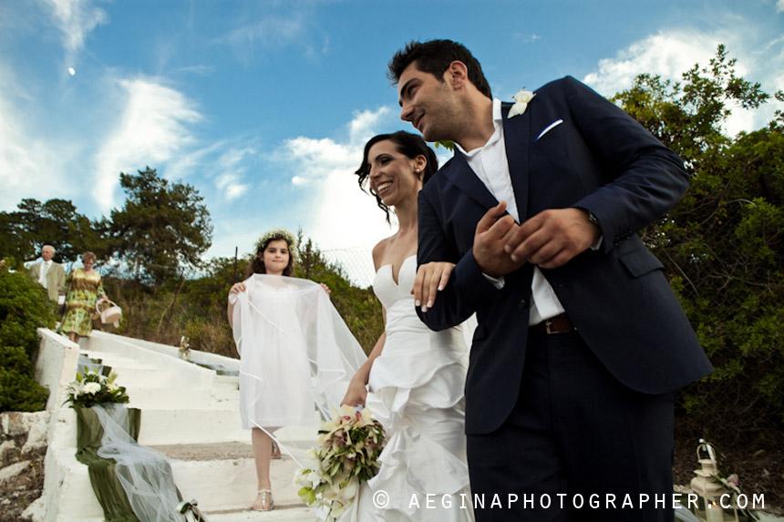 Γαμος Αγία Μαρίνα Αίγινας54