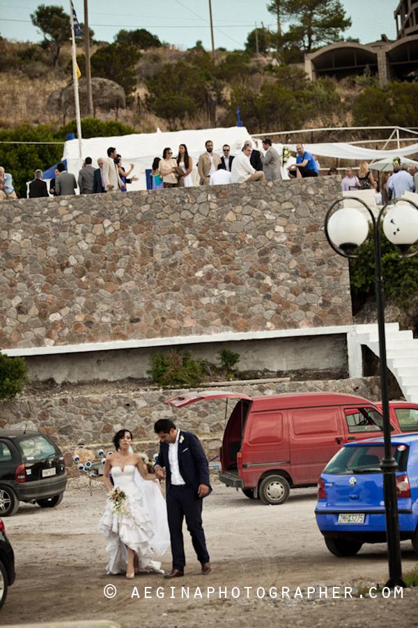 Γαμος Αγία Μαρίνα Αίγινας55