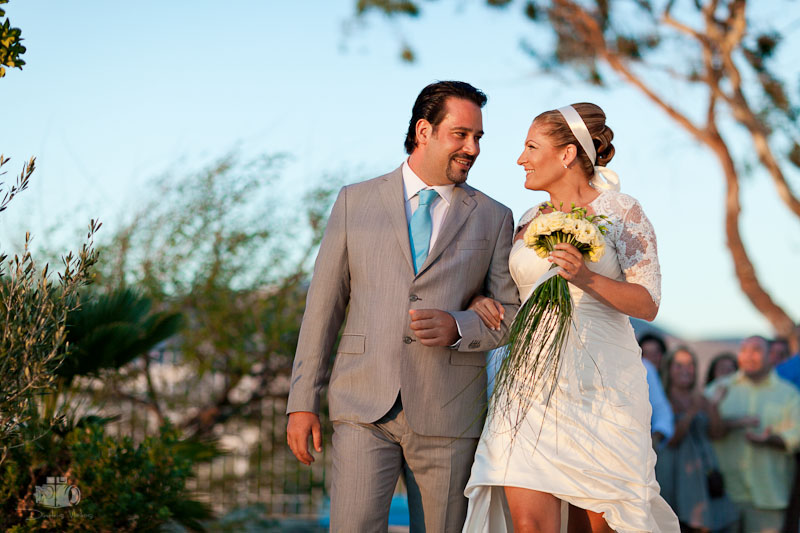 Andreas & Kleopatra Wedding in Agios Kosmas - Athens Greece