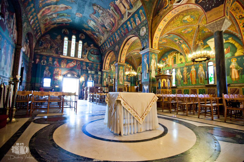 The Most Beautiful Churches and Chapels in Athens for Weddings