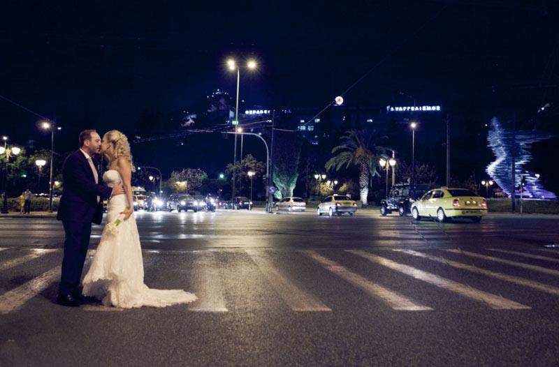 Planning The Perfect Wedding in a City like Athens