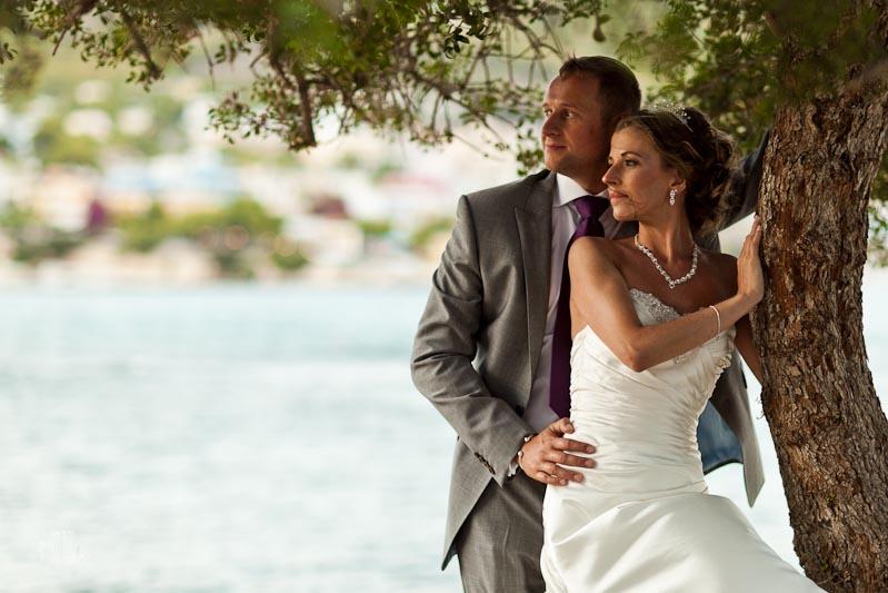 Ο Γάμος της Lynsey και του Jonathan στην Αίγινα