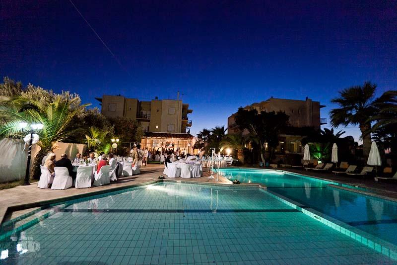wedding klonos anna hotel