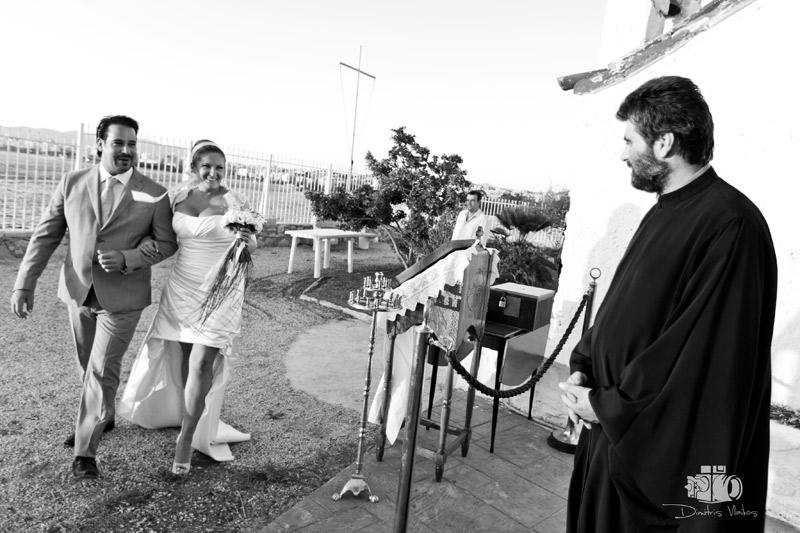 Μοναδικοί την ημέρα του γάμου μας