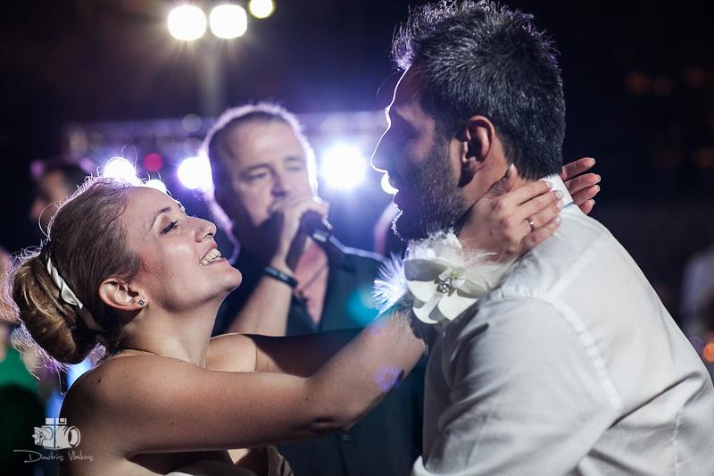 Βίκη & Βασίλης ο γάμος στην Αθήνα και πάρτυ στο Γήπεδο του Εθνικού