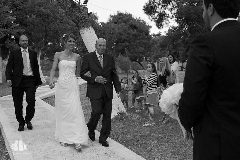 Γάμος στον Αγιο Δμήτριο Λαγονήσι