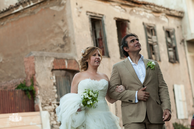 The Greek Wedding of Stelios and Helena in Lavrion Greece