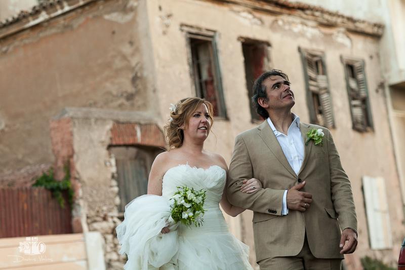 Γάμος στο Λαύριο Στέλιος και Helena