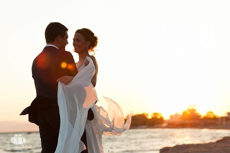 Gioros and Elli Wedding in Aegina Greece