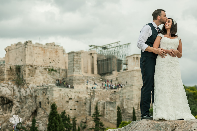 Have you Ever Imagined a Wedding at Acropolis Athens?