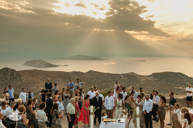 The Awesome Wedding in Greece of Angeliza and Vagelis