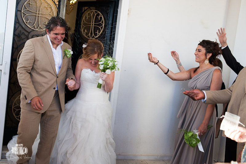 wedding photos in Greece