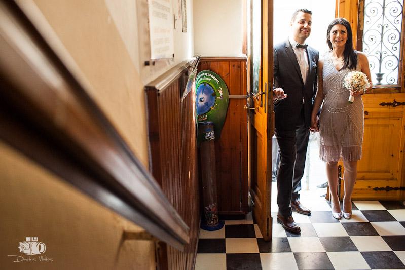 Πολιτικός Γάμος στην Αίγινα