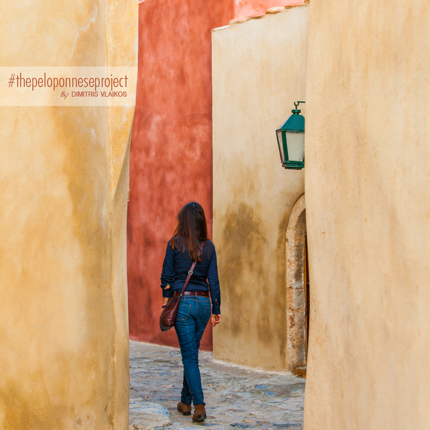 Portraits from Peloponnese - Photography Project for