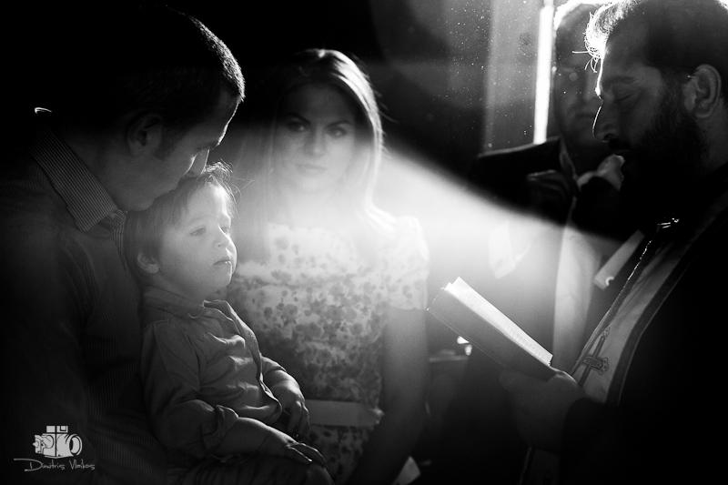 Βάπτιση Άγιος Νικόλαος Πτωχοκομείου