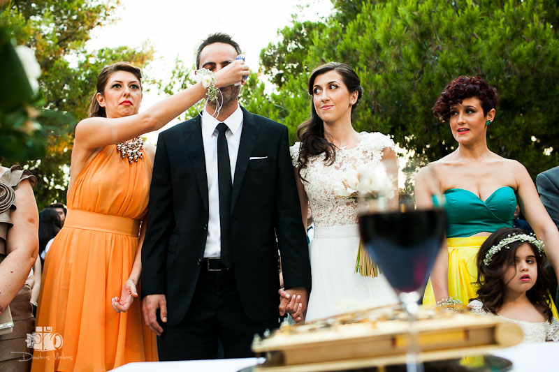 wedding at kavouri Athens