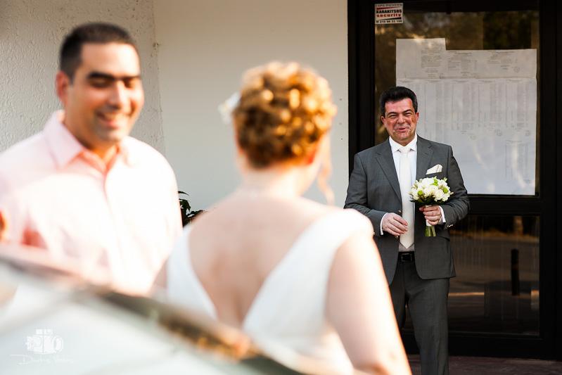 Wedding at Island Club Athens for Doris and Alexandros