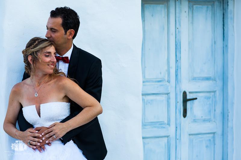 Wedding Photography at Island - Athens for Alvini and Tarik