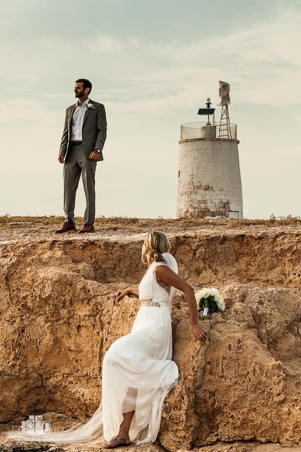 Γάμος στην Αίγινα - Sara & Δημητρης