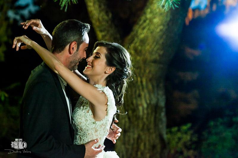 Γάμος στον Άγιο Γεώργιο Καβούρι - Αλέξανδρος και Ολυμπία