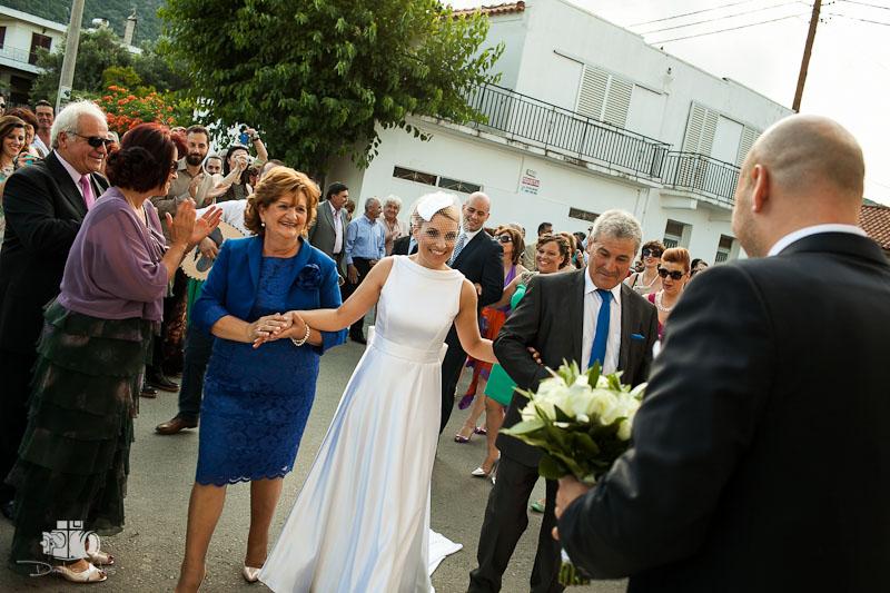Γάμος στην Σπάρτη για τον Ηλία και την Ευαγγελία