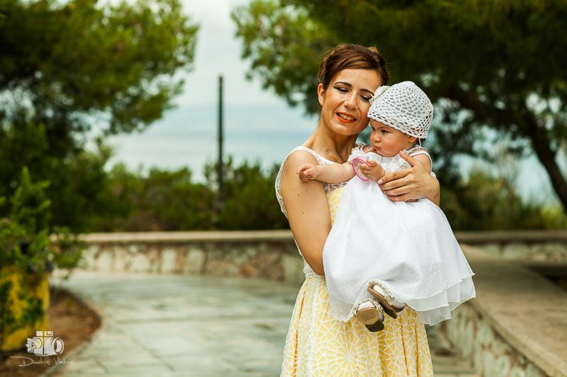 Βάπτιση στην Αγία Μαρίνα Καλάμου