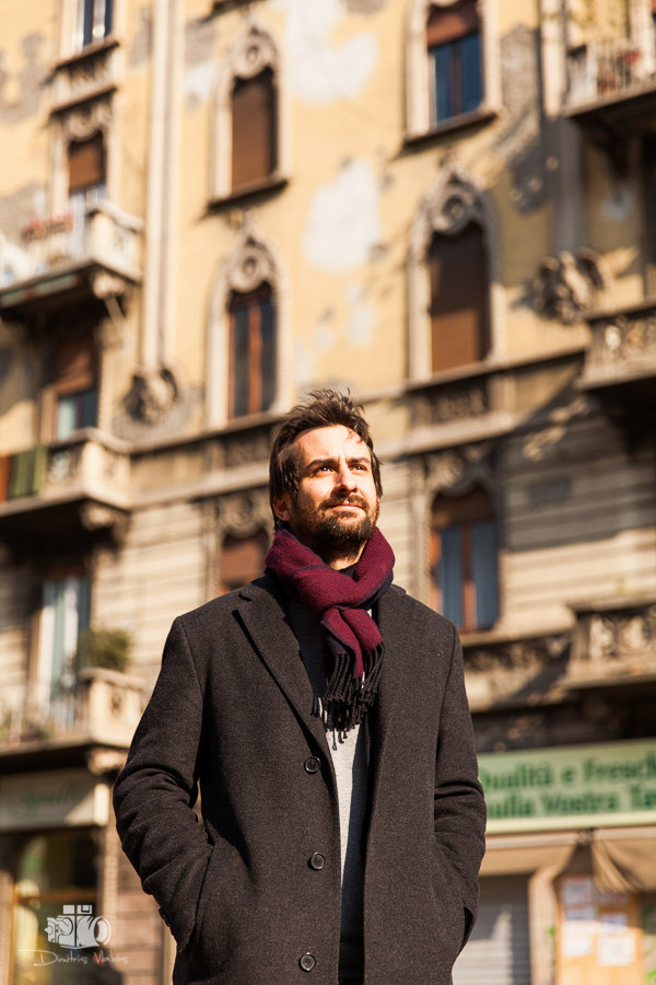 Milan People Portrait photographer Italy