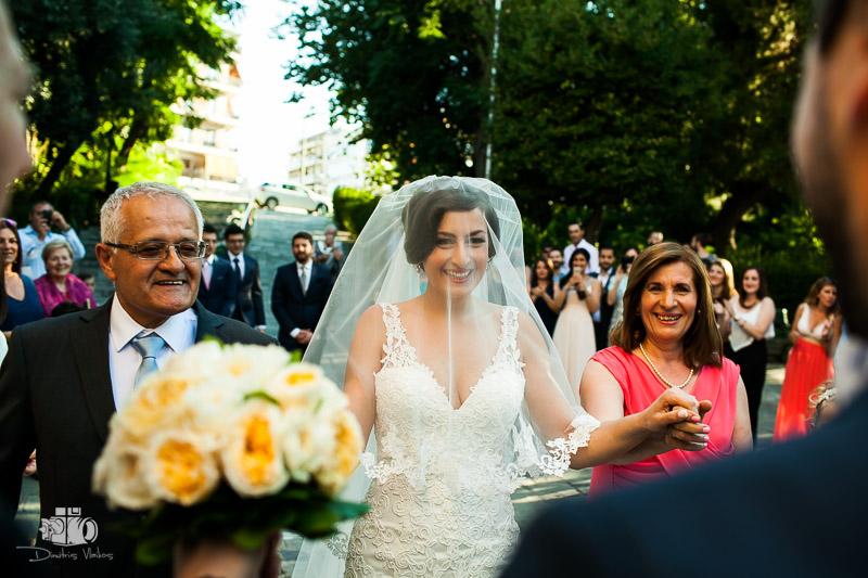wedding at Agia Fotini Ilisou athens Greece
