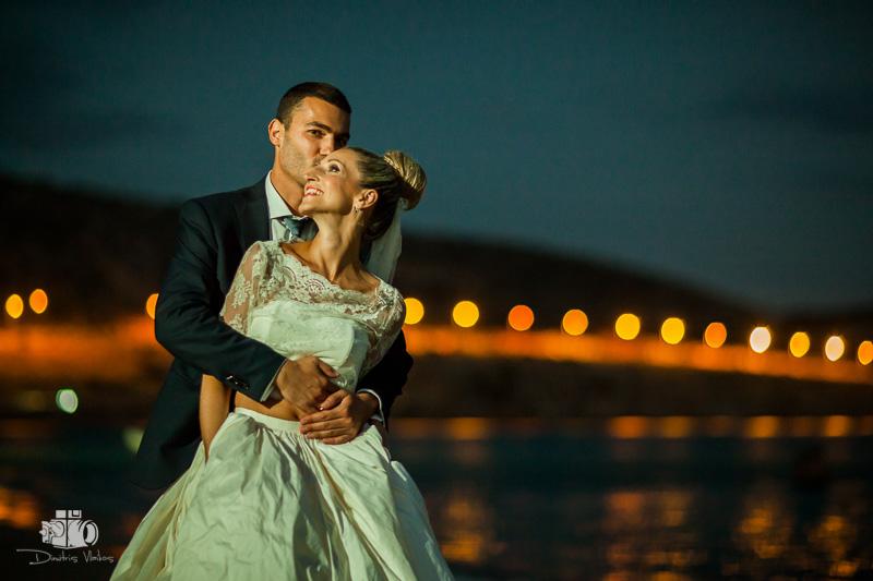 Wedding in Varkiza for Aggeliki & Lefteris