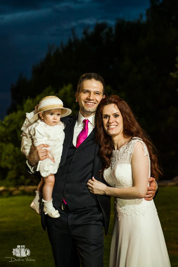 Romantic Wedding Photography in Kokotos Estate Athens
