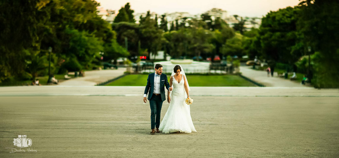 Artistic Wedding Photographer in Athens Greece