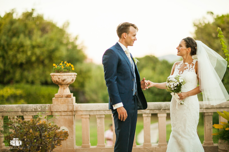 Theresa and Wouter Wedding in Saliarelis Estate Aegina