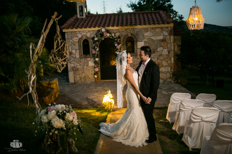 Telling the Wedding Story at Vlachogianni Estate Athens